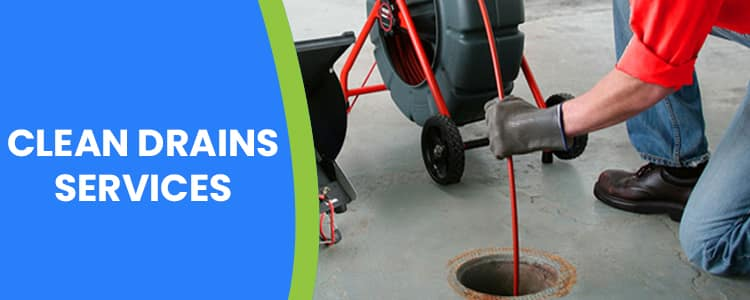 Clean Drains Services